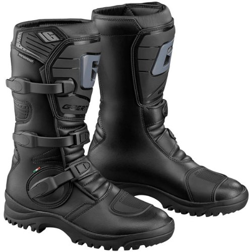 Gaerne G-Adventure Black Motocross Boots