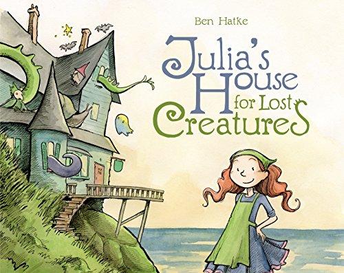 Julia's House for Lost Creatures (Mermaid Creatures)