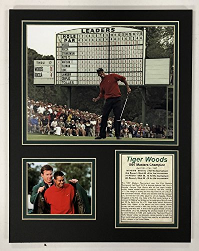 Legends Never Die Tiger Woods - 1997 Masters Champion - 11