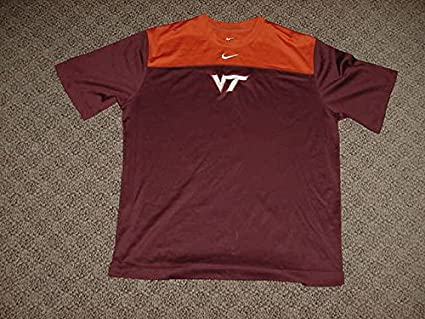 54dece5ea3f Image Unavailable. Image not available for. Color  Manny Atkins Virginia  Tech Hokies Game ...