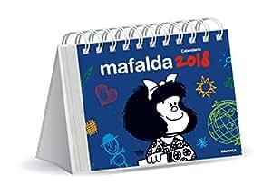 Granica Mafalda - Calendario de escritorio 2018, color