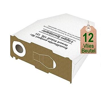 AVR-Handel Aspiradora 12 Bolsas Bolsas para aspiradoras ...