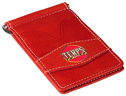 - NCAA Minnesota Duluth Bulldogs Players Wallet - Red