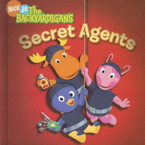 Download Secret Agents (The Backyardigans) PDF