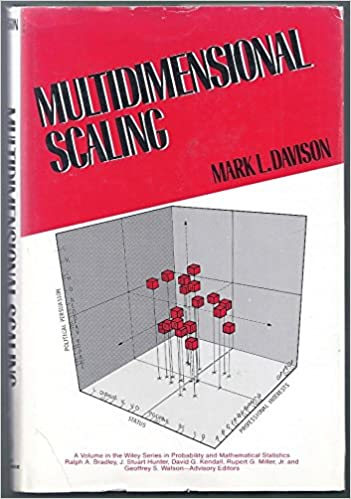 Multidimensional Scaling Book