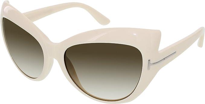 Tom Ford Gafas de sol Para Mujer 0284 Bardot - 25F: Marfil ...