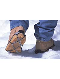 Ice Snow Traction Gripper Shoe Bungee Cleats MEDIUM