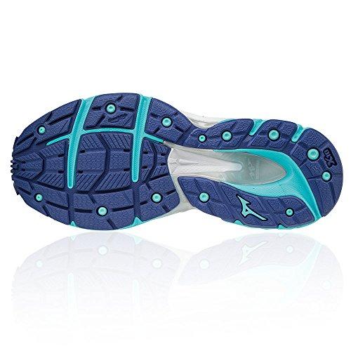 W Gimnasia Mizuno Wave para 4 Paradox Azul Zapatillas de Mujer xqpYSptw