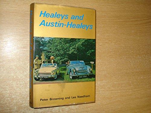 Healeys and Austin-Healeys