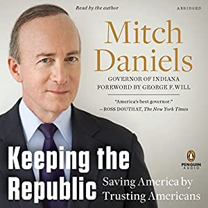 Keeping the Republic Audiobook