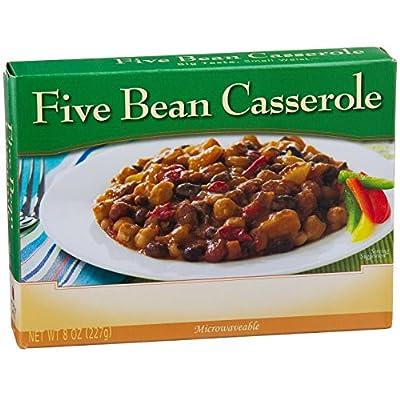 NutriWise - Five Bean Casserole - High Protein Diet Entree (1 box)
