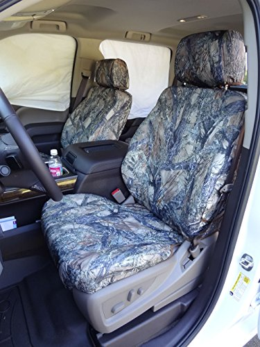 side airbag seat covers camo - 4