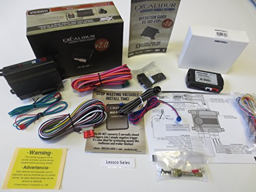 Add On Remote Start Kit for GM Vehicles w/ Bypass Module - Uses Factory OEM Fobs (Remote Start Gm Kit)