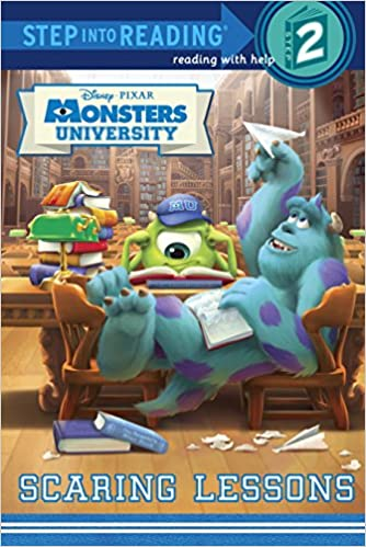 amazon scaring lessons disney pixar monsters university step