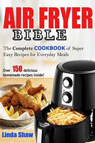 List of the Top 5 air fryer everyday cookbook you can buy in 2019