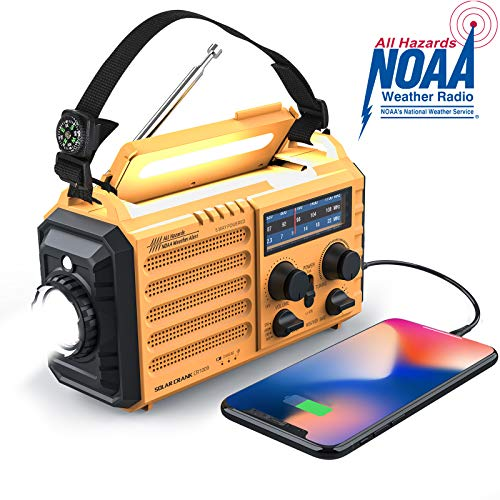 Weather Radio Raynic Solar