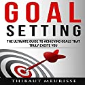 Goal Setting: The Ultimate Guide to Achieving Goals That Truly Excite You Audiobook by Thibaut Meurisse Narrated by Meral Mathews