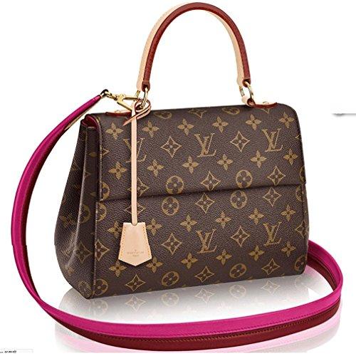 Louis Vuitton Red Handbag - 4