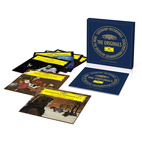 Vorschaubild Argerich: The Originals: 6 Classic Recordings (6 Vinyl LPs)