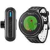 Garmin Approach S6 GPS Watch Dark & TruSwing Bundle