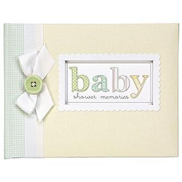 Superior C.R. Gibson   Baby Keepsake Book, Baby Shower