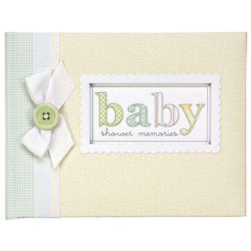 C R Gibson Baby Keepsake Shower product image