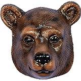 Animal Bear Mask (Fits Most Child / Adults)