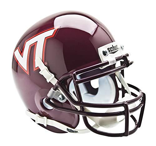 NCAA Virginia Tech Collectible Mini Football