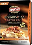 Idahoan Premium Steakhouse Red Potatoes, Bacon & Ranch, 5.18 oz. (Pack of 6)