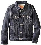 Levi's Big Boys' Knit Denim Jacket, Mercer, X-Large