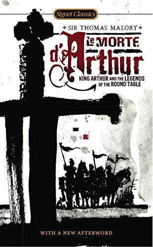 Book cover for Le Morte d'Arthur