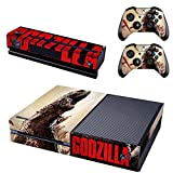 Godzilla xbox one skin for console and controllers