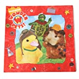 Wonder Pets Lunch Napkins 16ct