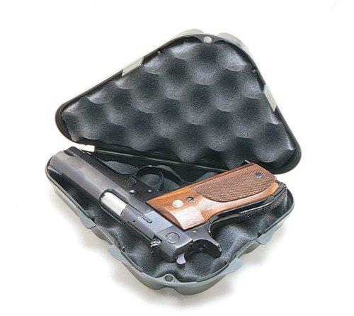 MTM Pocket Pistol Case (Black Pistol Rug (Shaped Pistol Case)
