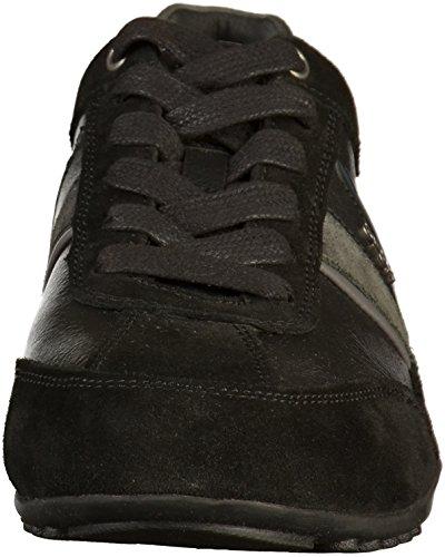 Noir Wells U C9b4n Basses Dk Jeans Homme C Geox Black Sneakers ZY7SZx
