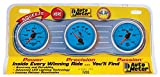 Auto Meter 7200 C2 Mechanical Three Gauge Interact Pack