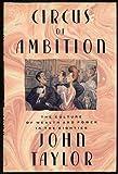 Circus of Ambition, John Taylor, 0446514845