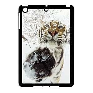 High quality Cute animal tiger protective case cover For Ipad Mini Case U-IEU-S5168