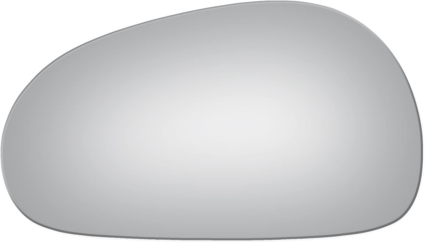 Fit System 99043 Ford Mustang Driver//Passenger Side Replacement Mirror Glass