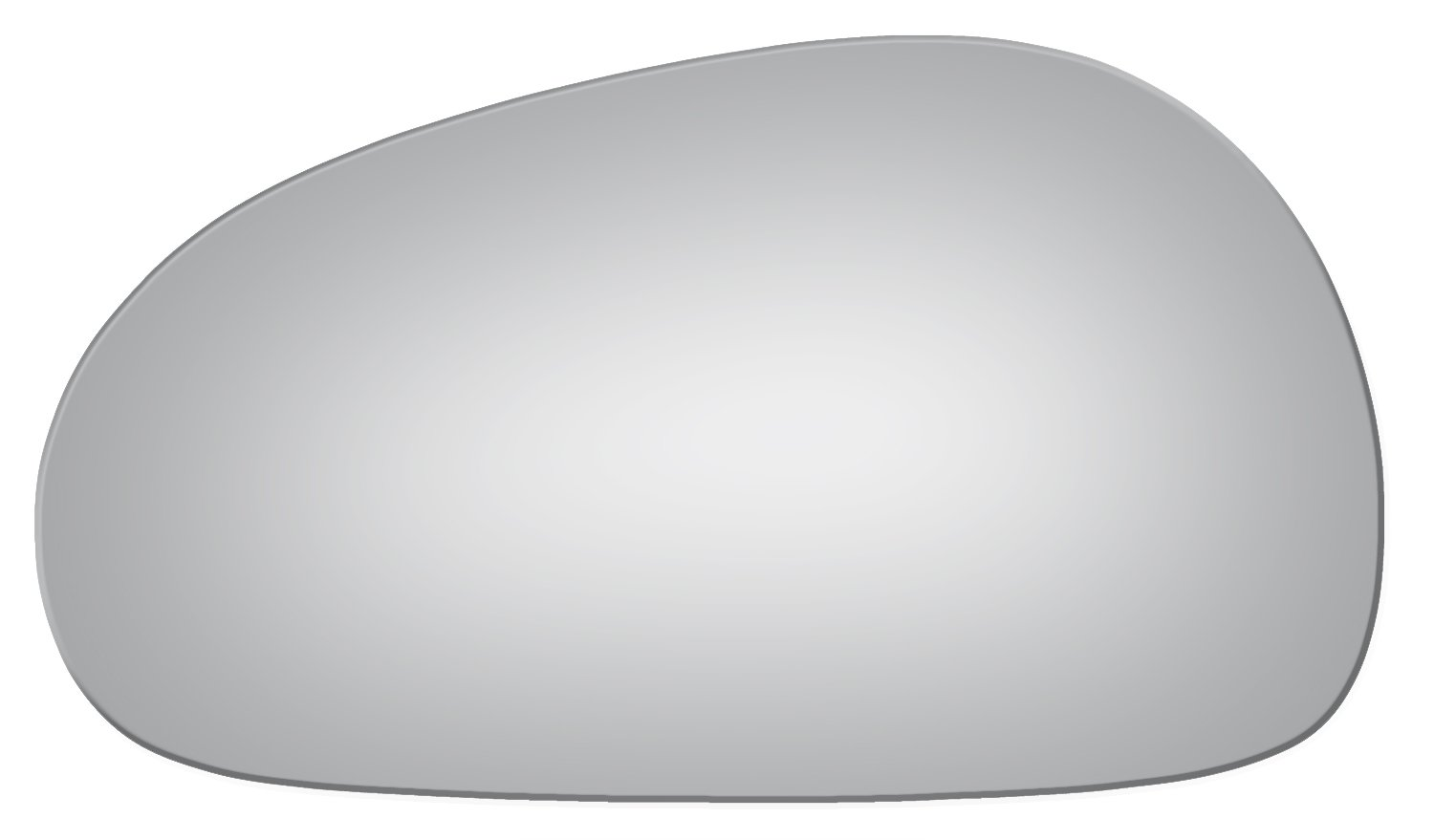 Burco 2622 Driver Side Power Replacement Mirror Glass for 94-04 Ford Mustang