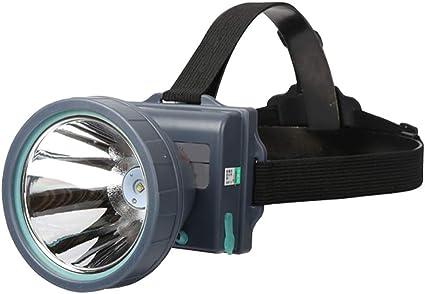 Gfbyq Faros LED, Cabeza de inducción a Prueba de Agua ...