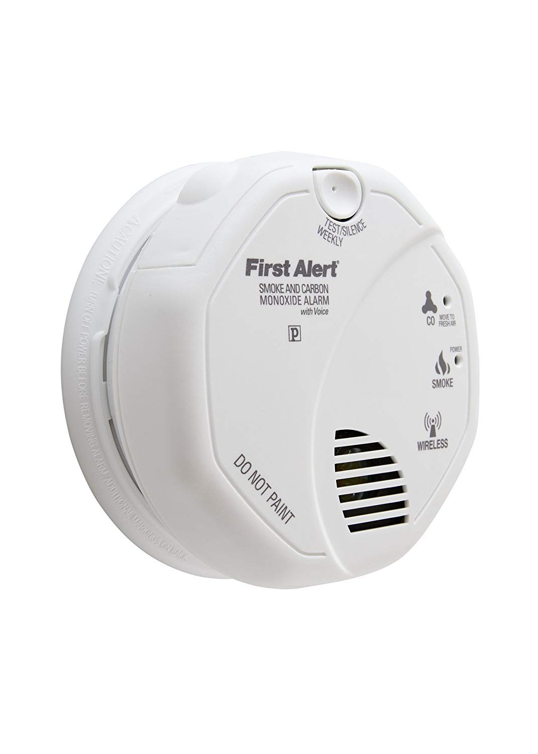 Amazon.com: First Alert SCO500B - Detector de humo ...