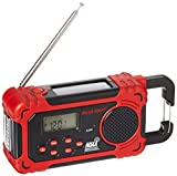 First Alert Weather Radio,Red/Black (SFA1160)