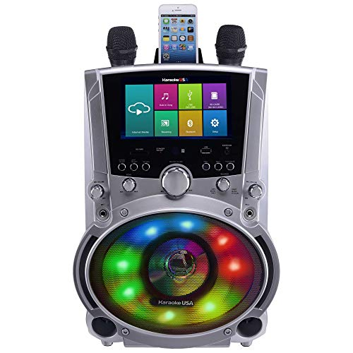 Karaoke USA WK760 All-In-One Wi-...
