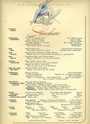 alcoa-steamship-company-alcoa-cavalier-lines-menus-1950s