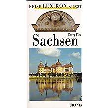 Sachsen (Reise Lexikon Kunst) (German Edition)