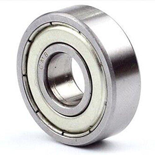 DishyKooker Exquisite Miniatur-Kugellager 608Z 8 x 22 x 7 mm