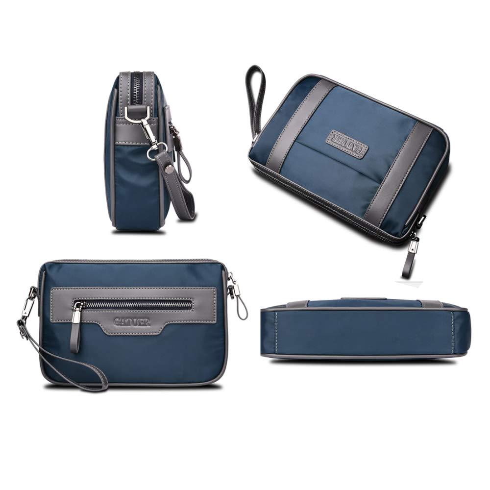 Herren Und Damen Clutch Bag Multifunktions-Casual Handtasche Handtasche Handtasche Kreuz Schulter Messenger Bag B07KXRYXG1 Clutches Überlegene Qualität 185159