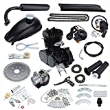Best Bicycle Engine Kits - Ridgeyard 50cc Bike Bicycle Motorized 2 Stroke Cycle Review