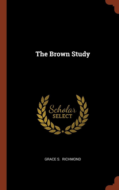 The Brown Study pdf
